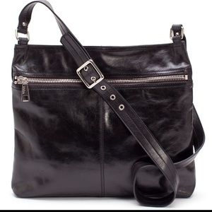 HOBO Lorna Vintage Genuine Leather Large Crossbody